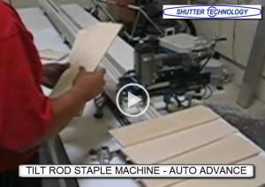 Shutter Making Machine